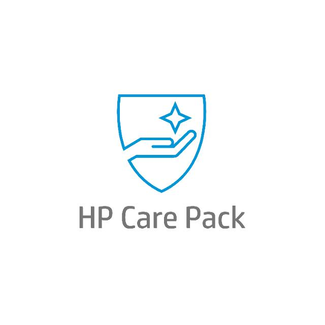Electronic HP Care Pack Next Business Day Hardware Support with Defective Media Retention Post